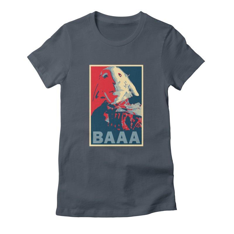 The Baaaudacity of Baaa Women's T-Shirt by Camp St. Andrews