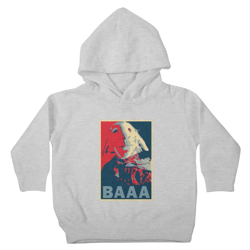 The Baaaudacity of Baaa Kids Toddler Pullover Hoody by Camp St. Andrews