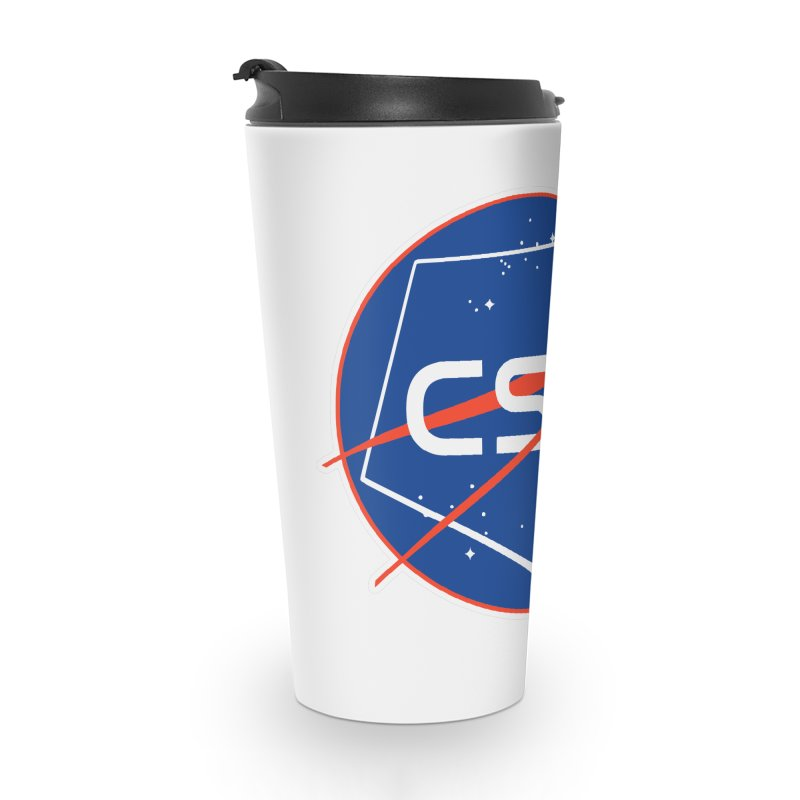 Camp Space Andrews Accessories Travel Mug by Camp St. Andrews