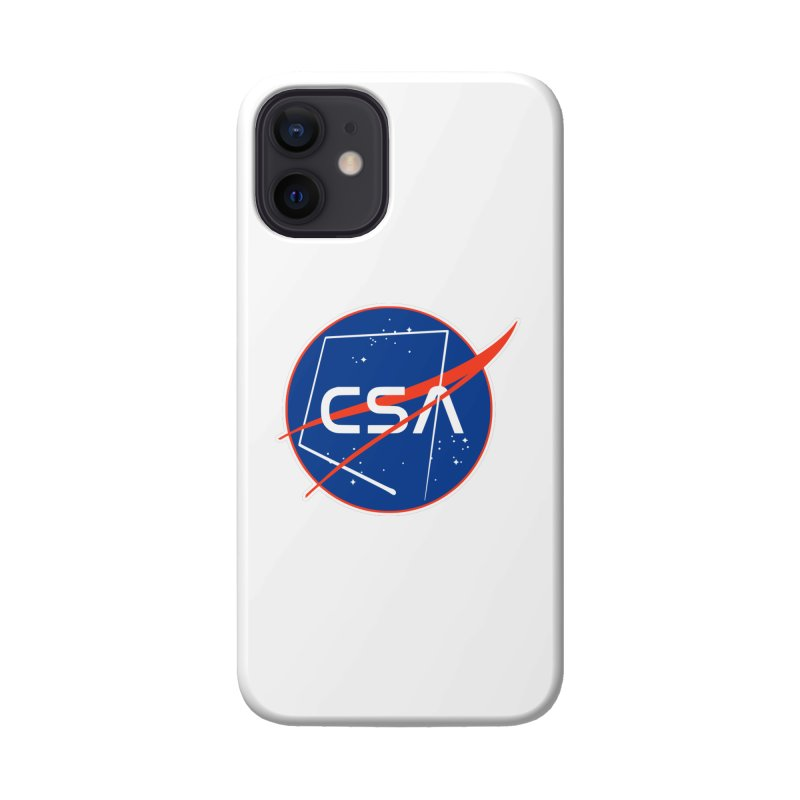 Camp Space Andrews Accessories Phone Case by Camp St. Andrews