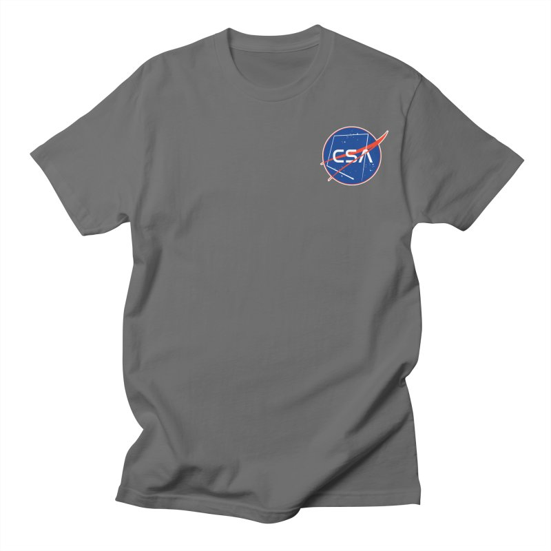 Camp Space Andrews Men's T-Shirt by Camp St. Andrews
