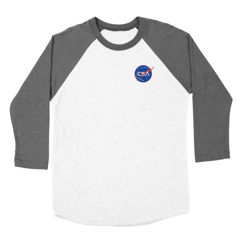 Camp Space Andrews Women's Longsleeve T-Shirt by Camp St. Andrews