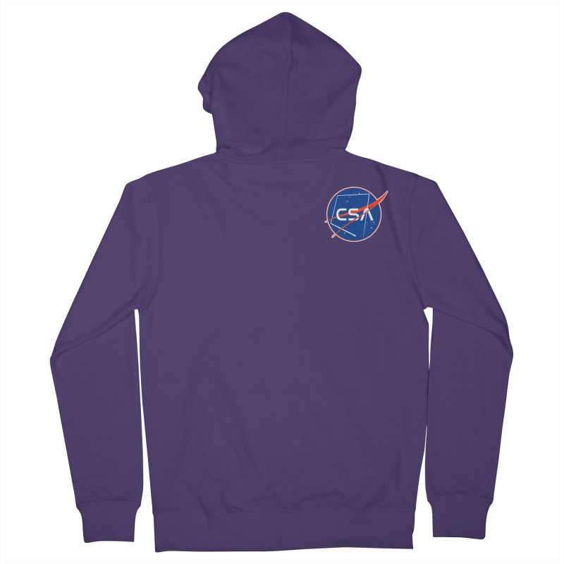 Camp Space Andrews Women's French Terry Zip-Up Hoody by Camp St. Andrews