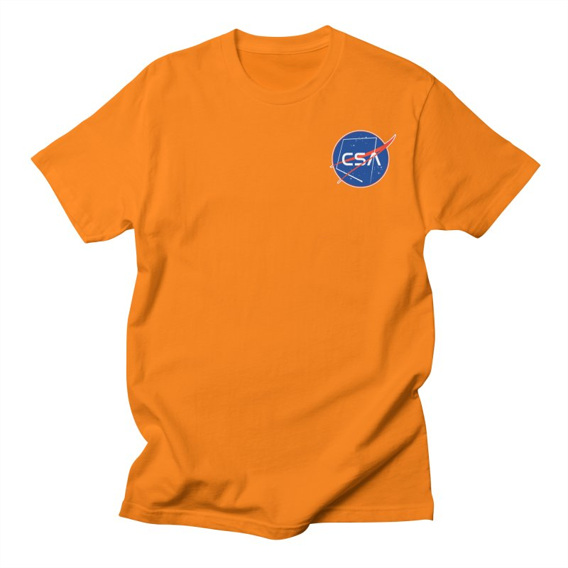 Camp Space Andrews Women's Regular Unisex T-Shirt by Camp St. Andrews