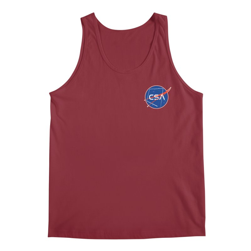 Camp Space Andrews Men's Tank by Camp St. Andrews