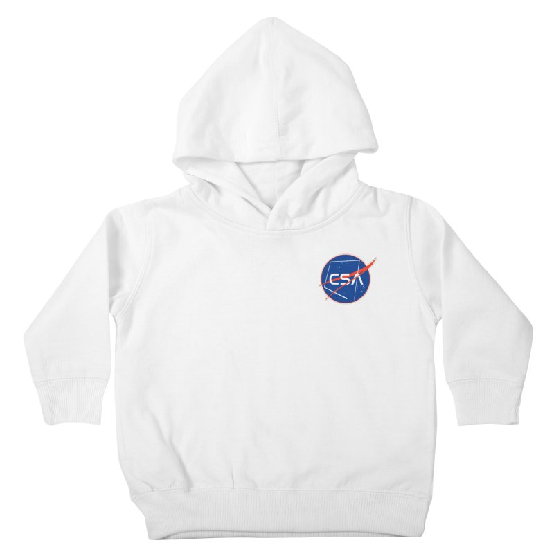 Camp Space Andrews Kids Toddler Pullover Hoody by Camp St. Andrews