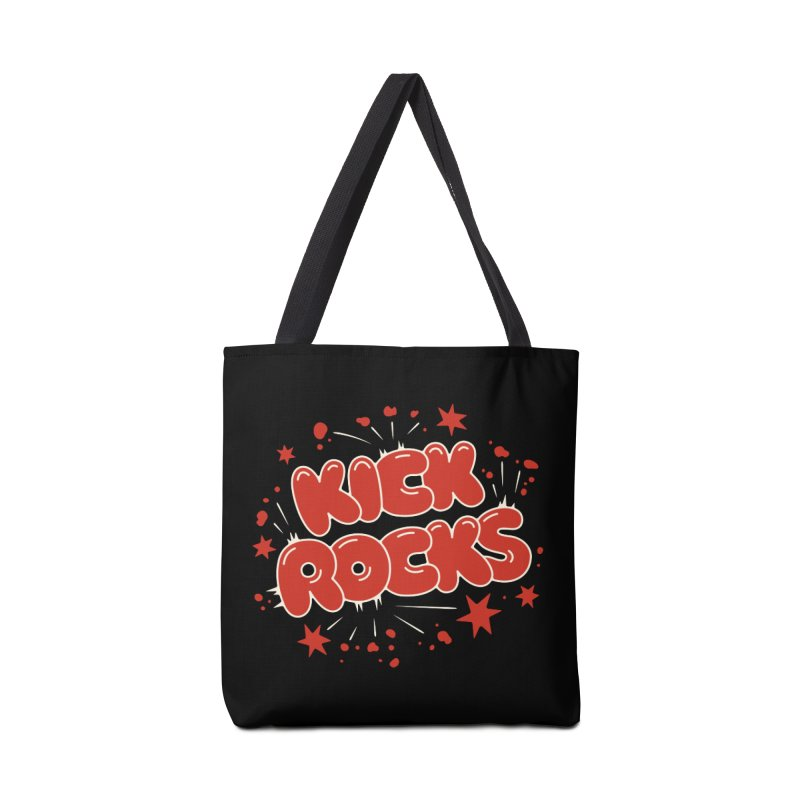 Kick Rocks Accessories Bag by Cody Weiler
