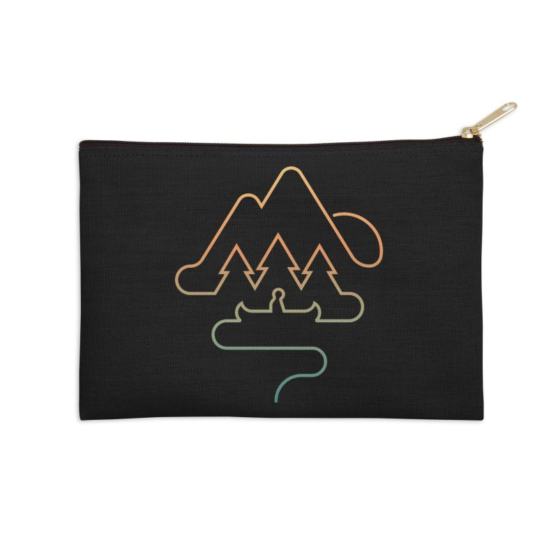 Treeline Accessories Zip Pouch by Cody Weiler