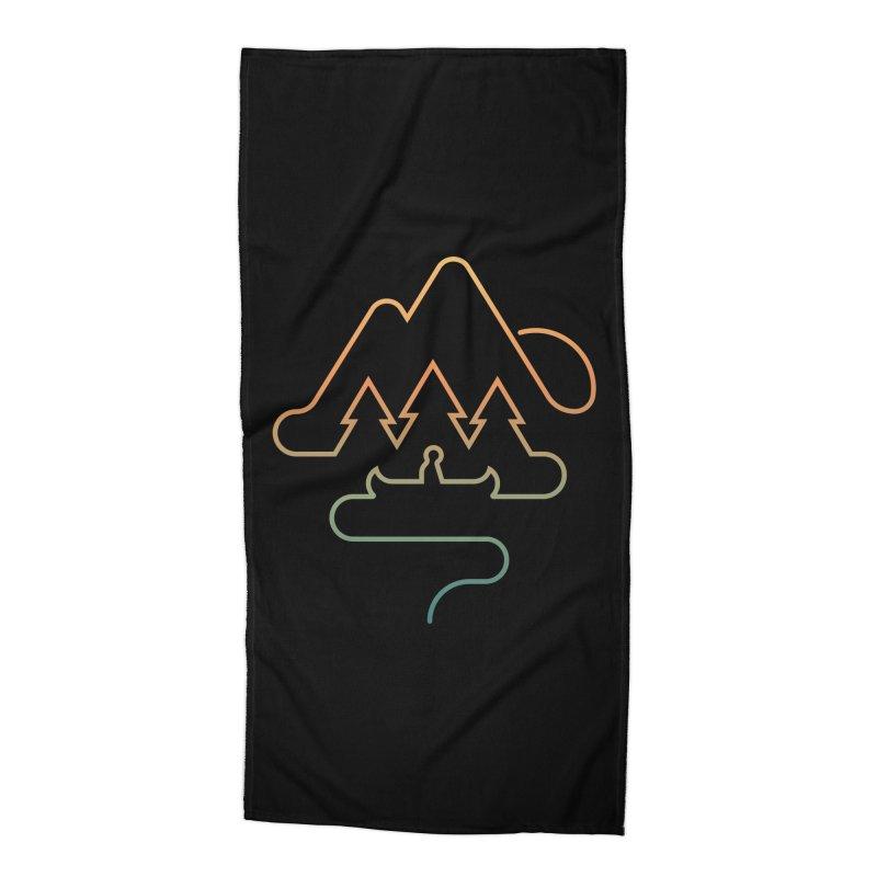Treeline Accessories Beach Towel by Cody Weiler