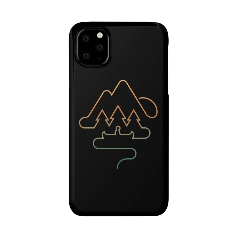 Treeline Accessories Phone Case by Cody Weiler