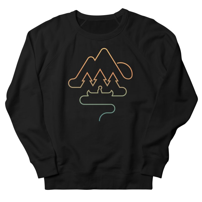 Treeline Men's French Terry Sweatshirt by Cody Weiler