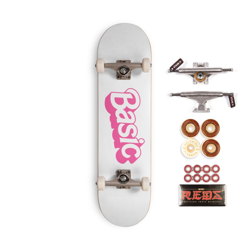 Basic Accessories Skateboard by Cody Weiler