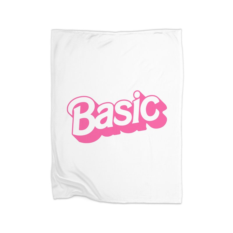 Basic Home Fleece Blanket Blanket by Cody Weiler