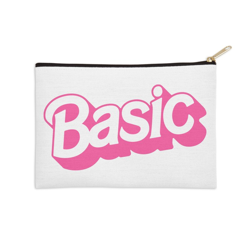 Basic Accessories Zip Pouch by Cody Weiler