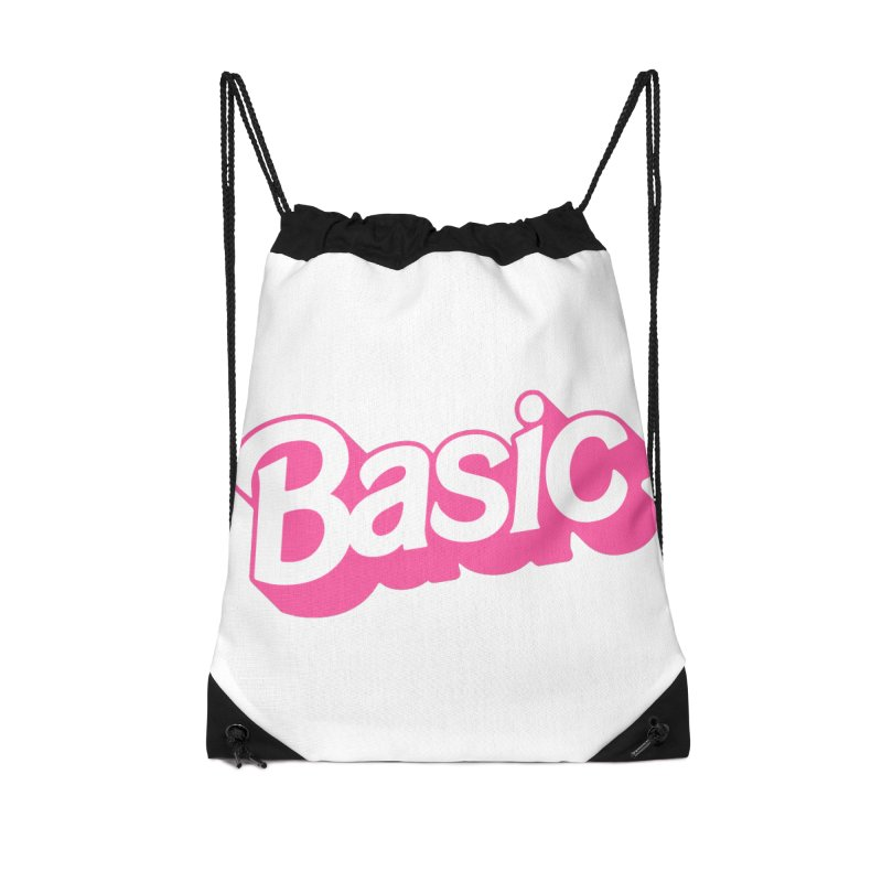 Basic Accessories Drawstring Bag Bag by Cody Weiler
