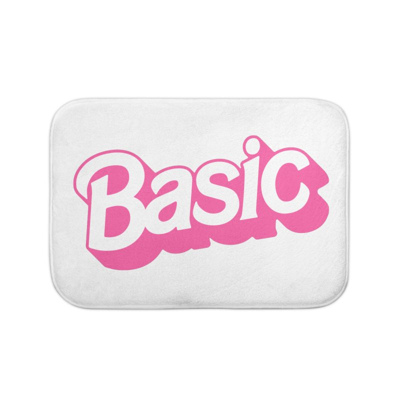 Basic Home Bath Mat by Cody Weiler