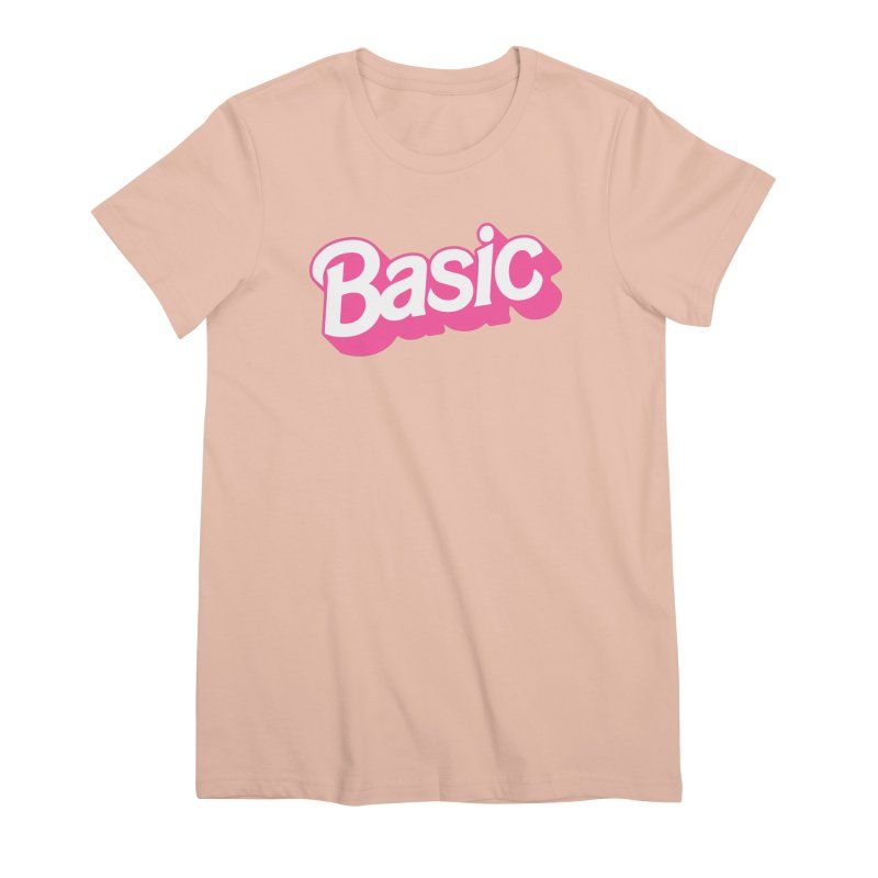 Basic Women's Premium T-Shirt by Cody Weiler