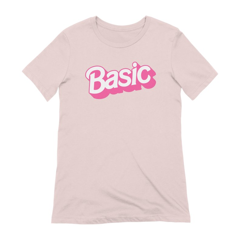 Basic Women's Extra Soft T-Shirt by Cody Weiler