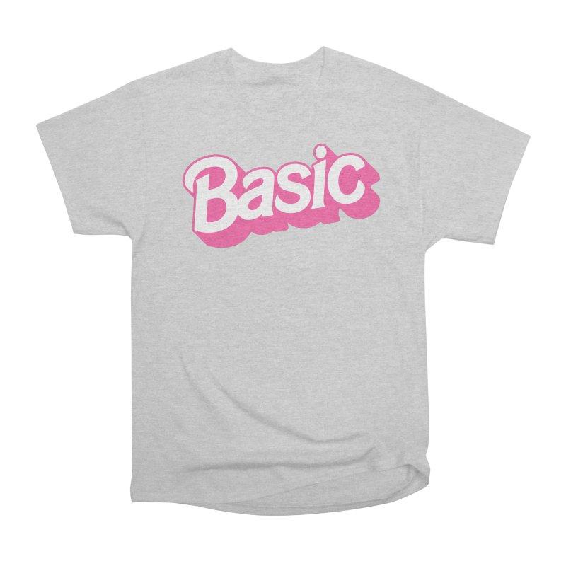 Basic Men's T-Shirt by Cody Weiler