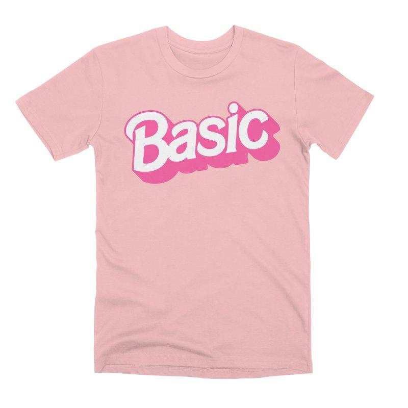 Basic Men's Premium T-Shirt by Cody Weiler