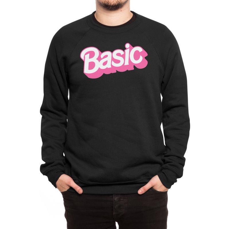 Basic Men's Sweatshirt by Cody Weiler