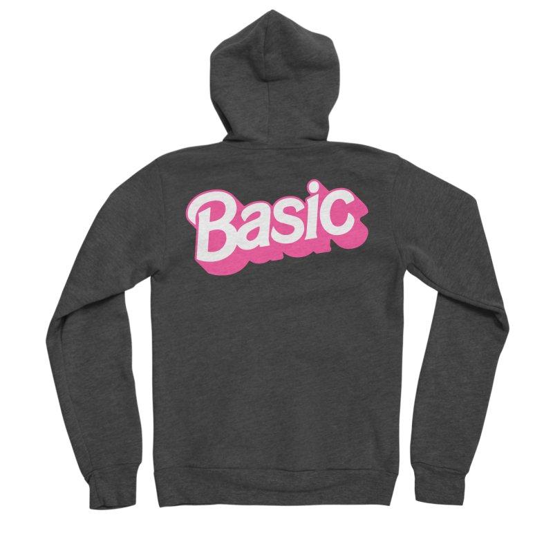 Basic Men's Zip-Up Hoody by Cody Weiler