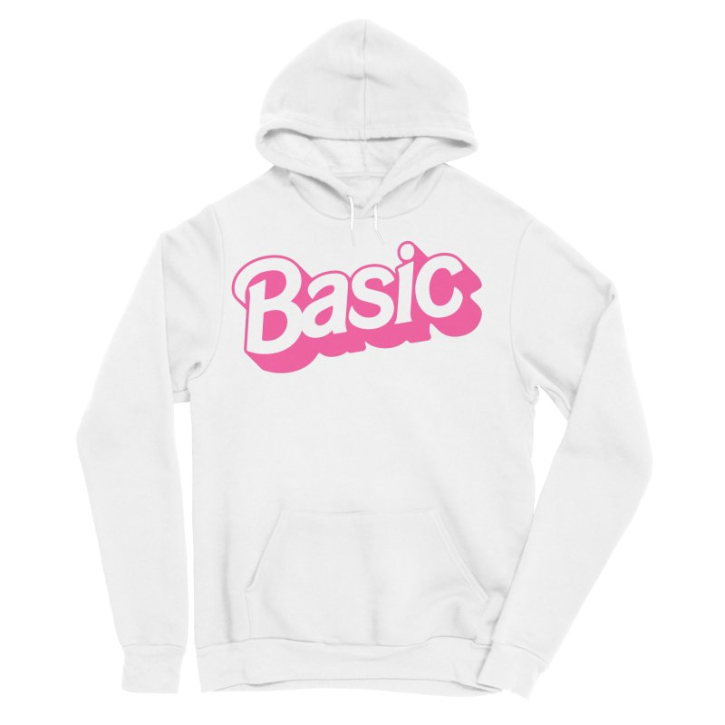 Basic Women's Sponge Fleece Pullover Hoody by Cody Weiler