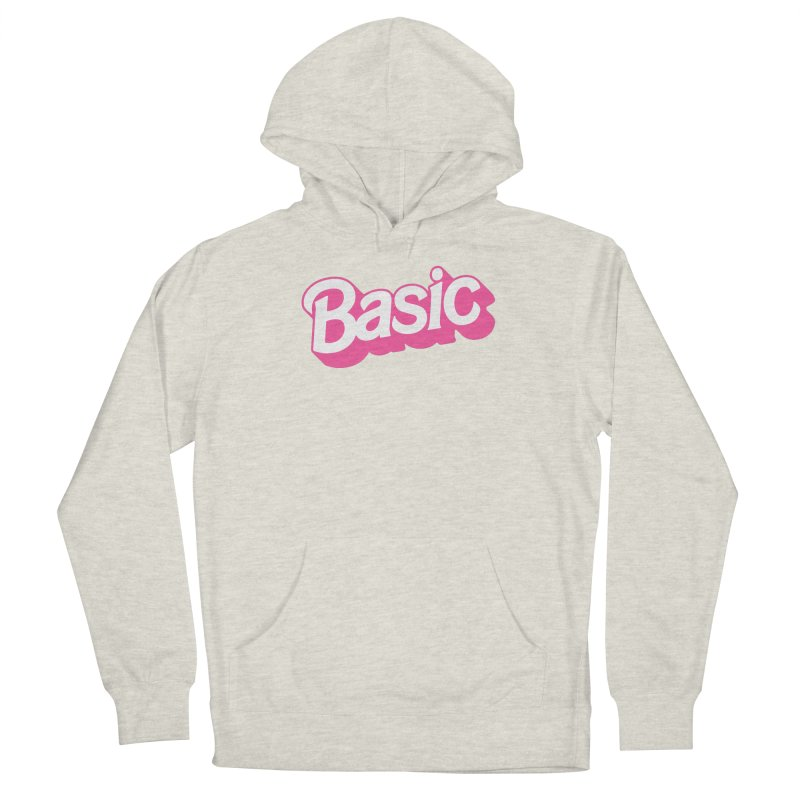 Basic Men's Pullover Hoody by Cody Weiler