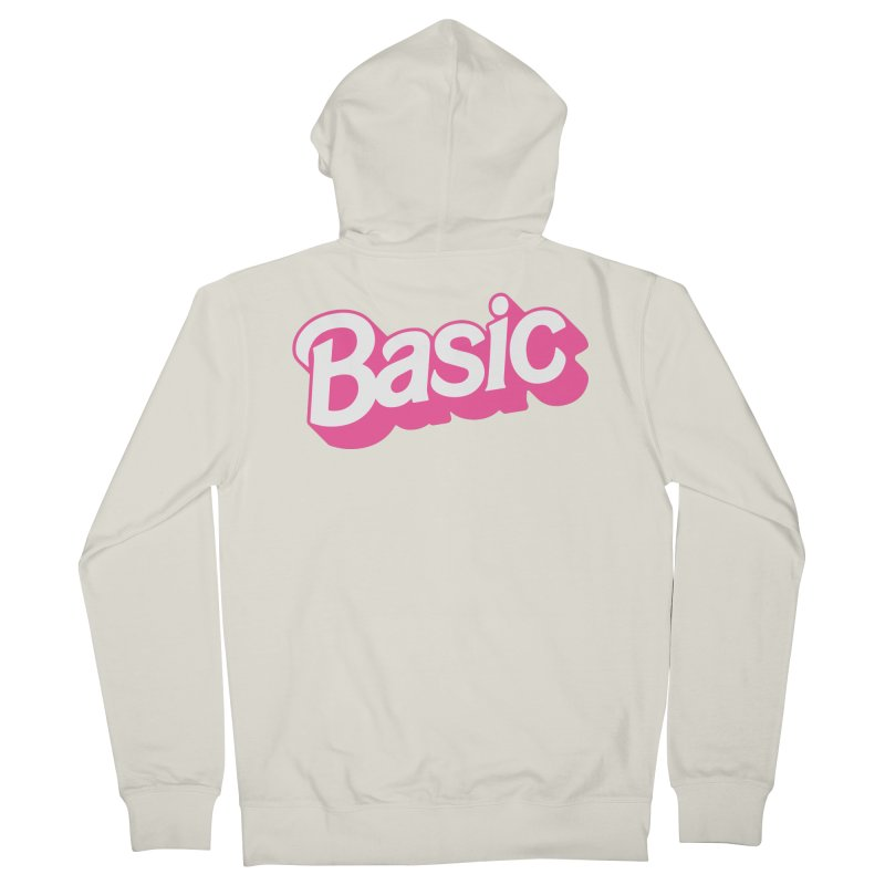 Basic Men's French Terry Zip-Up Hoody by Cody Weiler