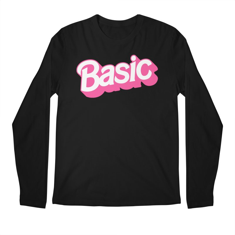 Basic Men's Longsleeve T-Shirt by Cody Weiler