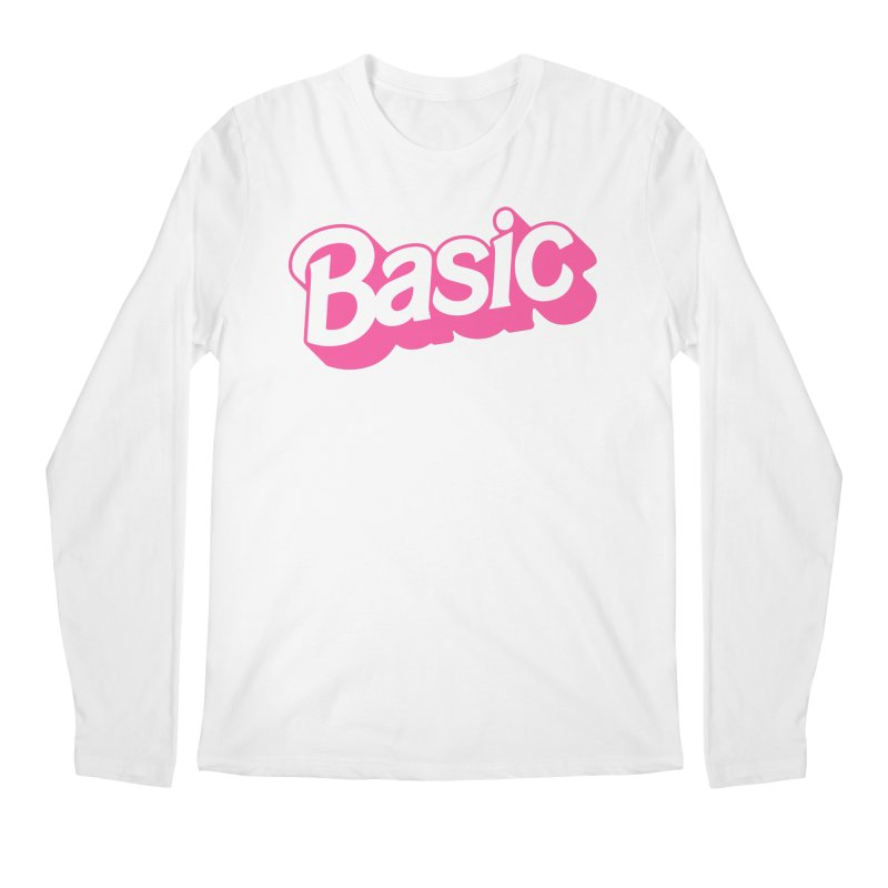 Basic Men's Regular Longsleeve T-Shirt by Cody Weiler