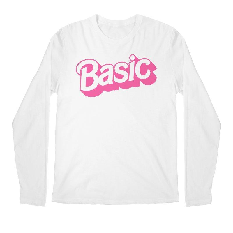 Basic Men's Longsleeve T-Shirt by Cody Weiler
