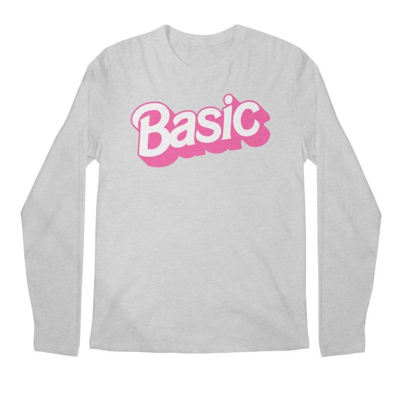 Basic Men's Regular Longsleeve T-Shirt by Cody Weiler