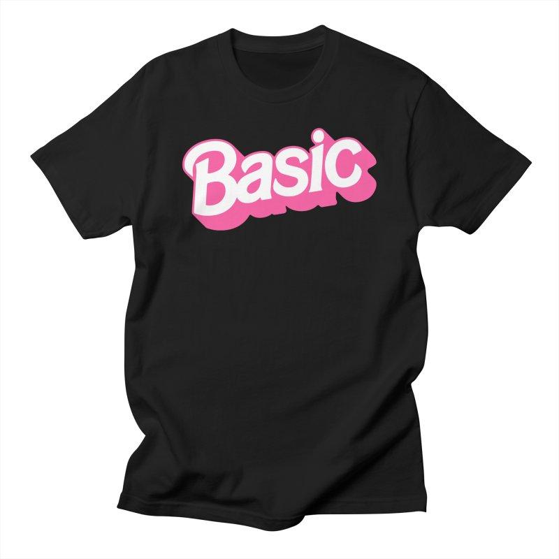 Basic Men's Regular T-Shirt by Cody Weiler