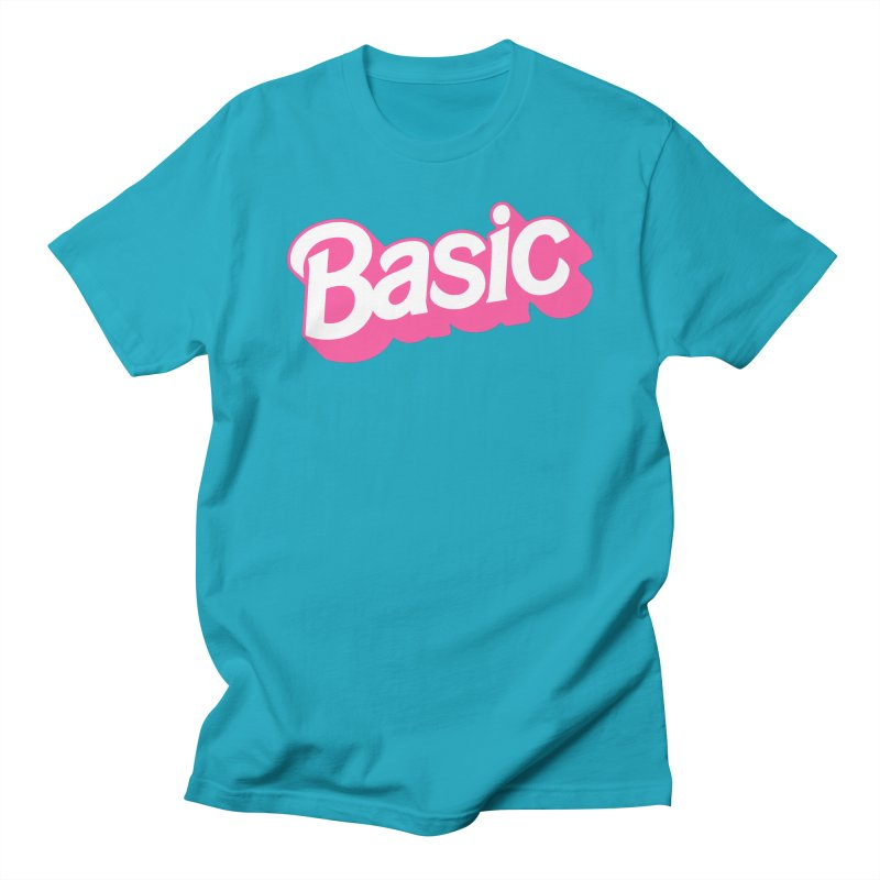 Basic Men's Regular T-Shirt by Cody Weiler