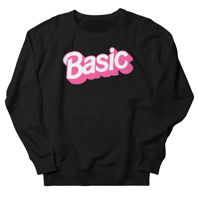 Basic Men's French Terry Sweatshirt by Cody Weiler
