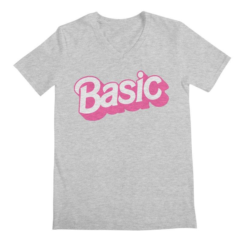 Basic Men's Regular V-Neck by Cody Weiler