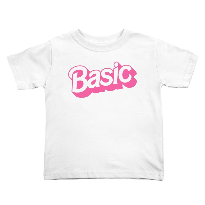 Basic Kids Toddler T-Shirt by Cody Weiler