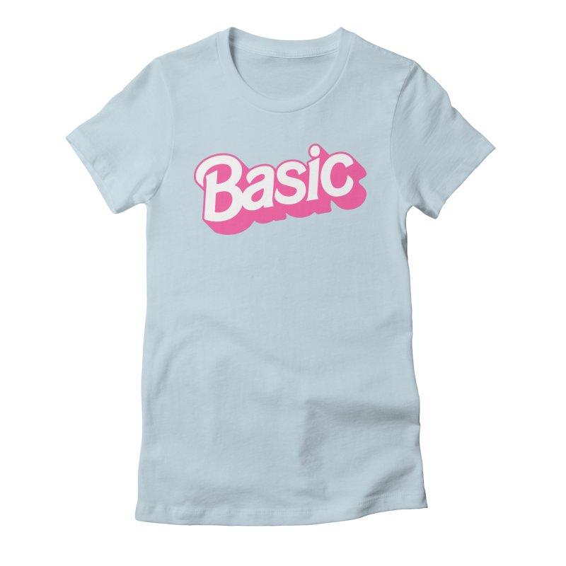 Basic Women's T-Shirt by Cody Weiler