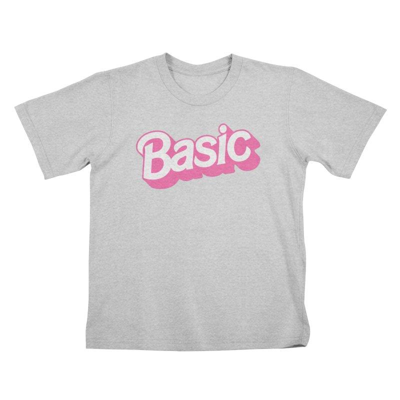 Basic Kids T-Shirt by Cody Weiler