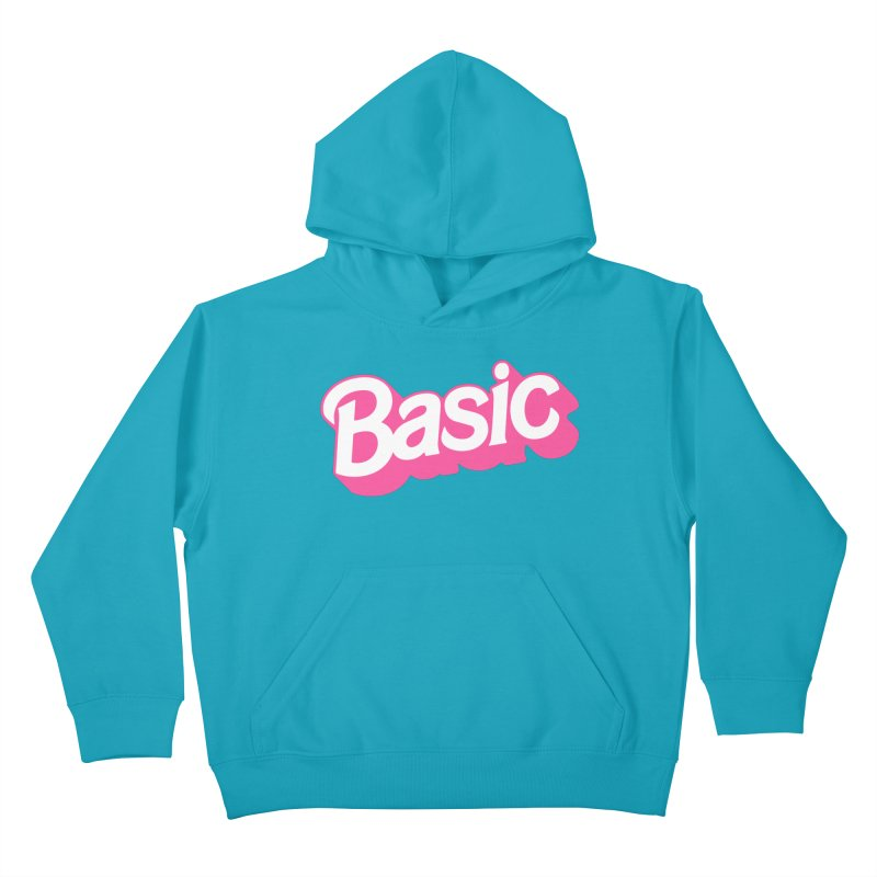 Basic Kids Pullover Hoody by Cody Weiler