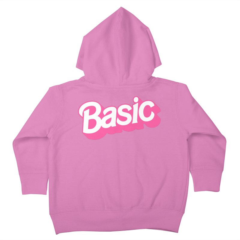 Basic Kids Toddler Zip-Up Hoody by Cody Weiler