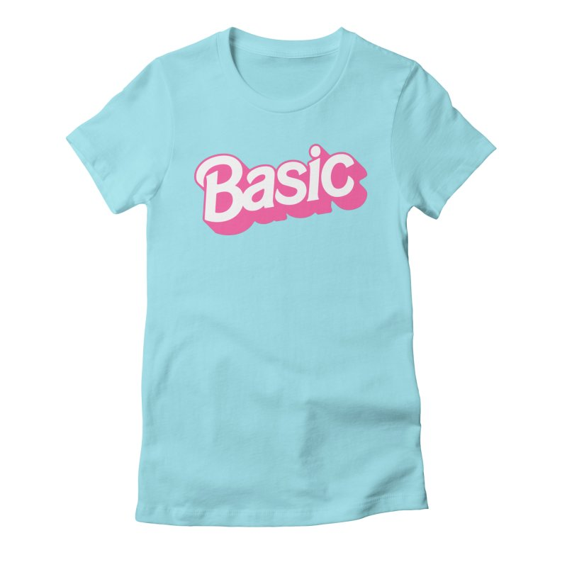 Basic Women's Fitted T-Shirt by Cody Weiler