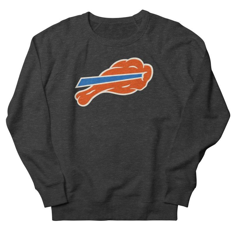 Buffalo Wing and a Prayer Women's Sweatshirt by Cody Weiler