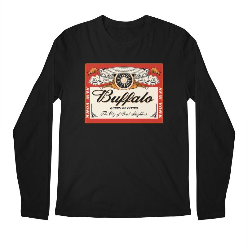 City of Good Neighbors Men's Longsleeve T-Shirt by Cody Weiler