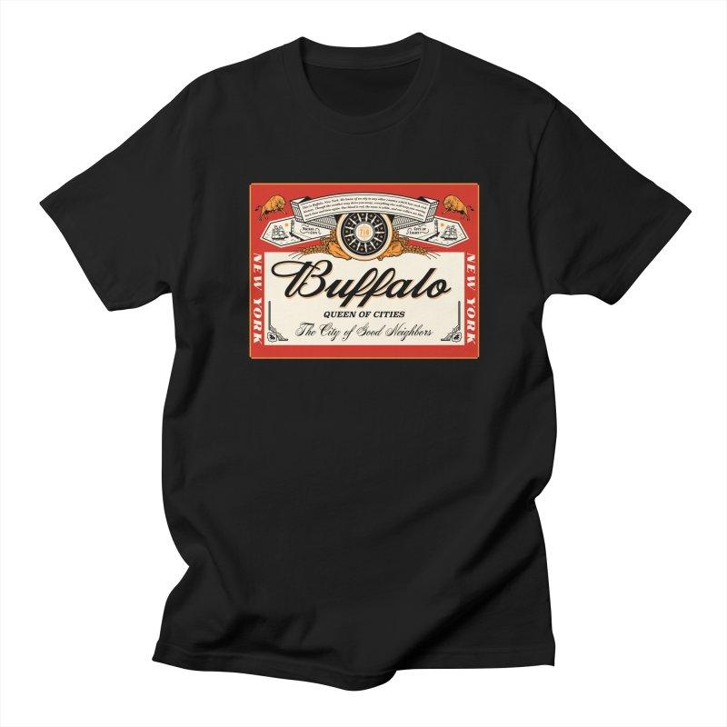 City of Good Neighbors Men's T-Shirt by Cody Weiler