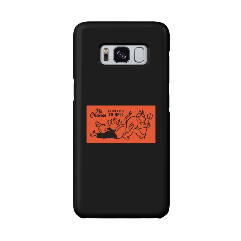 No Chance Accessories Phone Case by Cody Weiler