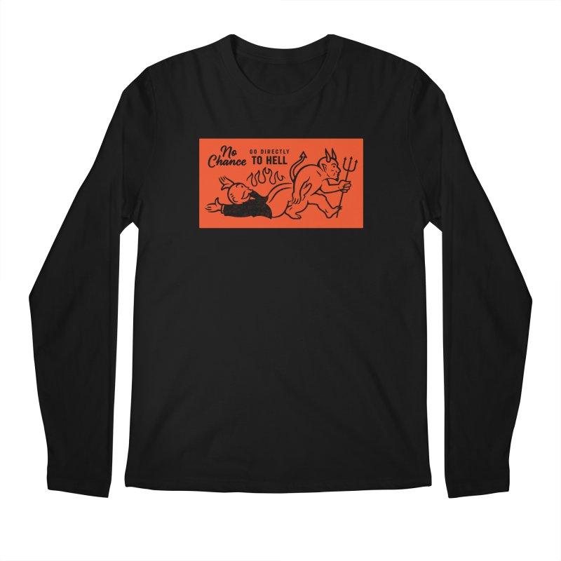 No Chance Men's Regular Longsleeve T-Shirt by Cody Weiler
