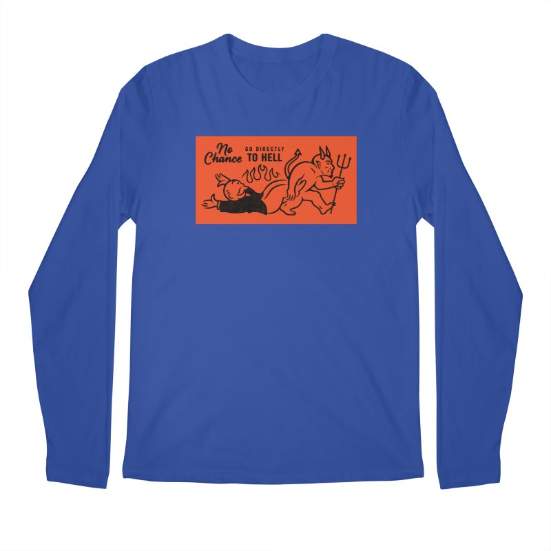 No Chance Men's Longsleeve T-Shirt by Cody Weiler