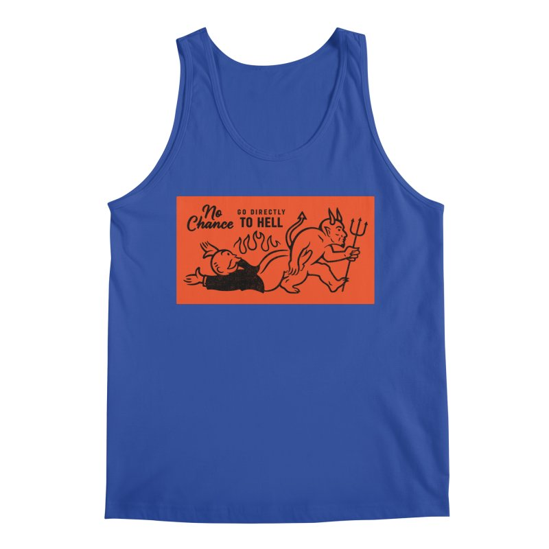 No Chance Men's Tank by Cody Weiler